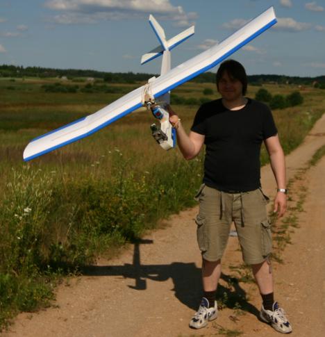 Aš ir lėktuvėlis