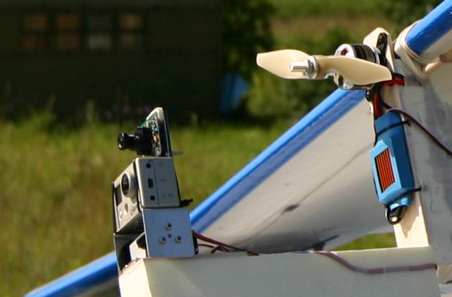GoPro + SONY CCD kameros