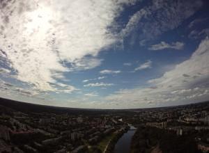 2012 vasara, Vilnius, Antakalnis