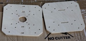 Supersimple quad - plywood cut and ready to use